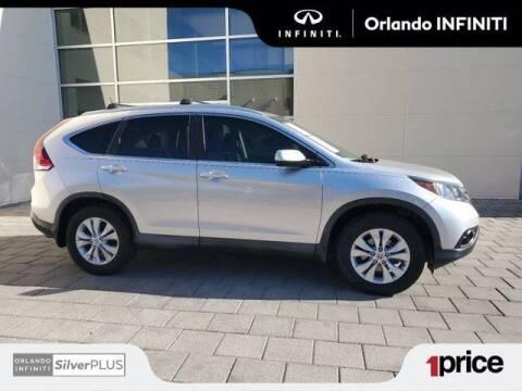 2014 Honda CR-V for sale at Orlando Infiniti in Orlando FL