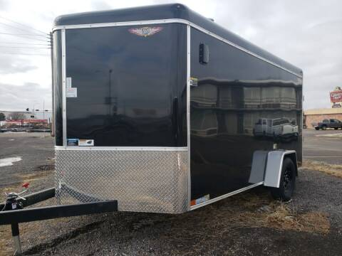 2021 H&H 12 FOOT CARGO for sale at ALL STAR TRAILERS Cargos in , NE