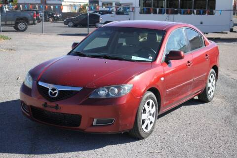 2009 Mazda MAZDA3 for sale at Motor City Idaho in Pocatello ID