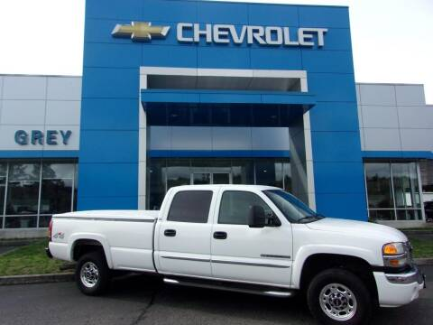 2006 GMC Sierra 2500HD for sale at Grey Chevrolet, Inc. in Port Orchard WA