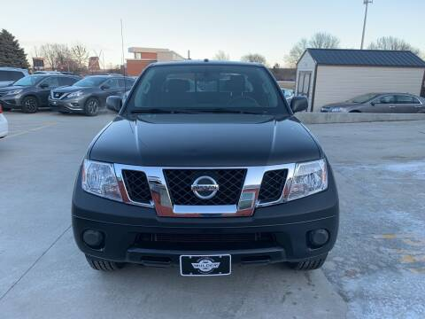 2012 Nissan Frontier for sale at Mulder Auto Tire and Lube in Orange City IA