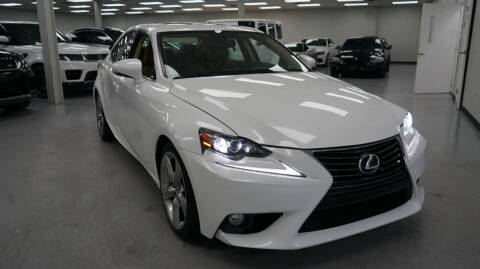 2014 Lexus IS 350 for sale at SZ Motorcars in Woodbury NY