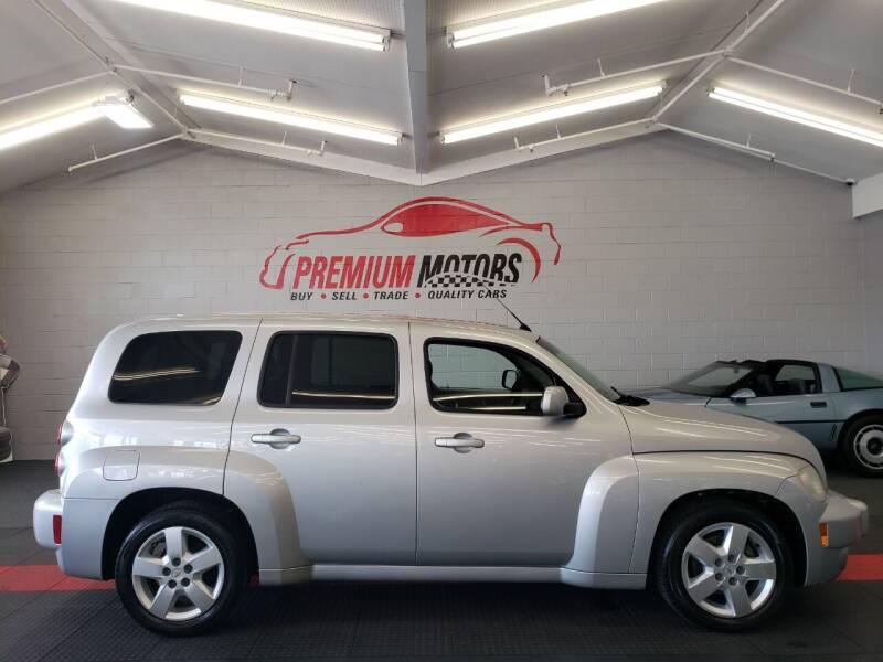 2011 Chevrolet HHR for sale at Premium Motors in Villa Park IL