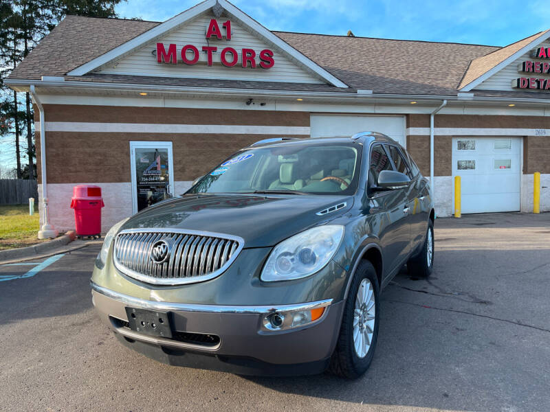 2011 Buick Enclave for sale at A 1 Motors in Monroe MI