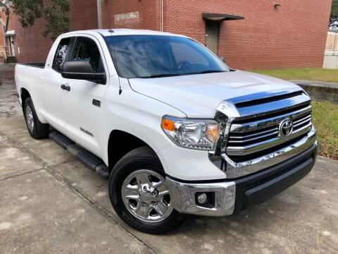 2017 Toyota Tundra for sale at Unique Motors of Tampa in Tampa FL