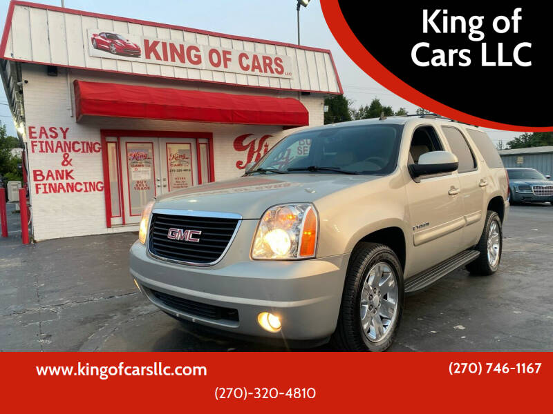 2008 GMC Yukon for sale at King of Cars LLC in Bowling Green KY