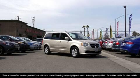 2013 Dodge Grand Caravan for sale at Westland Auto Sales in Fresno CA