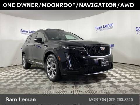 2020 Cadillac XT6 for sale at Sam Leman CDJRF Morton in Morton IL