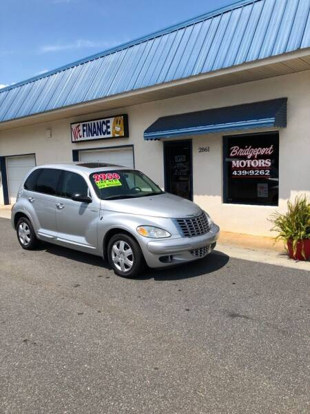 2005 Chrysler PT Cruiser for sale at BRIDGEPORT MOTORS in Morganton NC