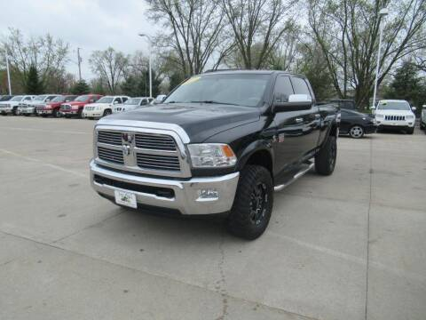 2011 RAM Ram Pickup 3500 for sale at Aztec Motors in Des Moines IA