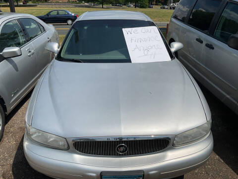 2002 Buick Century for sale at Continental Auto Sales in White Bear Lake MN