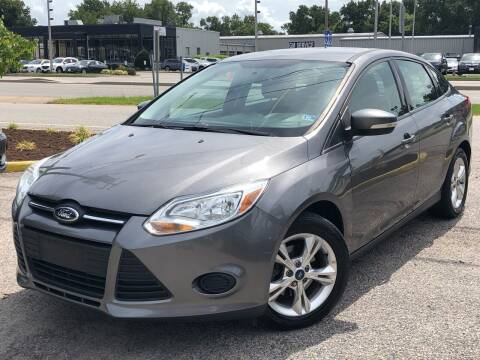 2013 Ford Focus for sale at Carterra in Norfolk VA