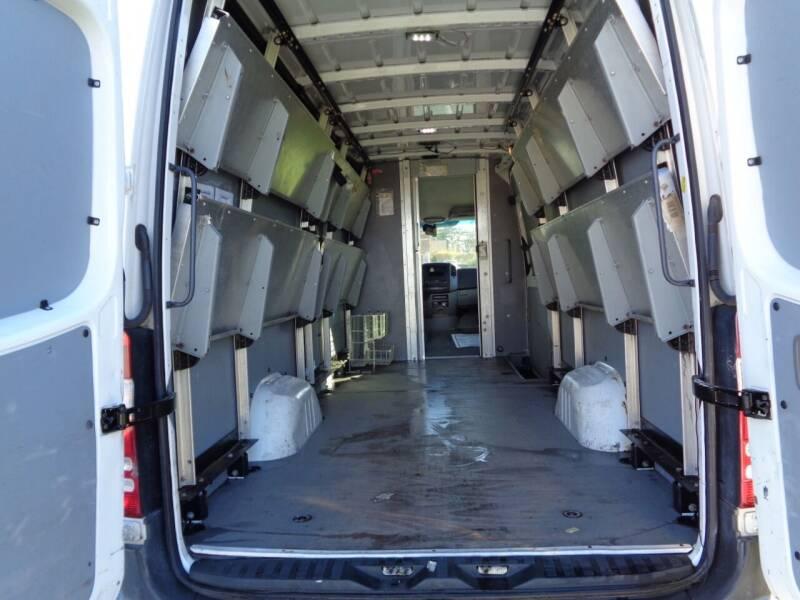 2012 Mercedes-Benz Sprinter Cargo 2500 3dr 170 in. WB High Roof Cargo Van - Palmyra NJ