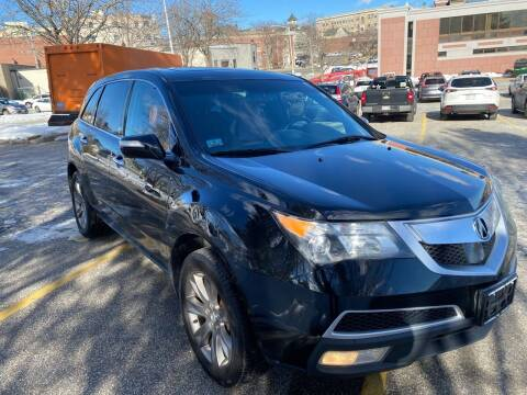 2011 Acura MDX for sale at Welcome Motors LLC in Haverhill MA