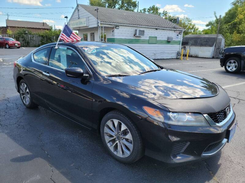 2015 Honda Accord for sale at Shaddai Auto Sales in Whitehall OH