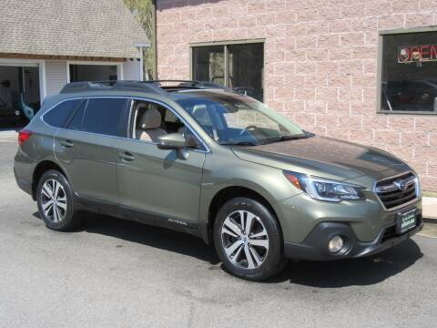 2018 Subaru Outback for sale at Advantage Automobile Investments, Inc in Littleton MA