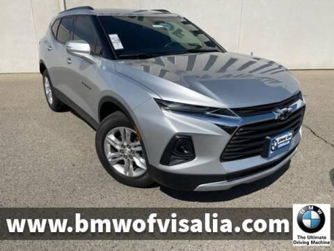 2019 Chevrolet Blazer for sale at BMW OF VISALIA in Visalia CA