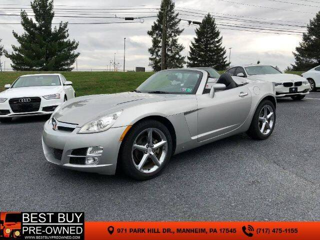 2007 Saturn SKY for sale at Best Buy Pre-Owned in Manheim PA