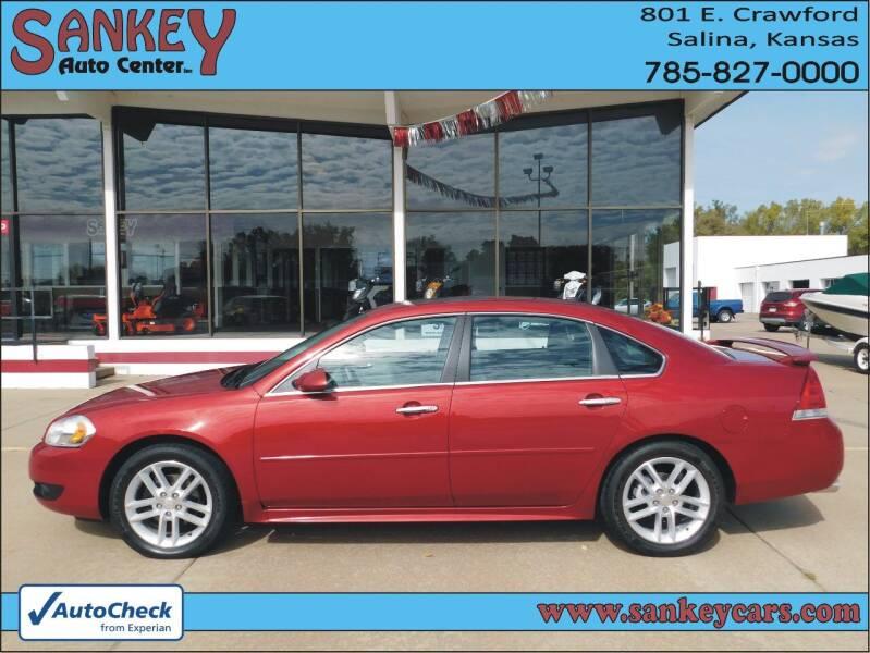 2013 Chevrolet Impala for sale at Sankey Auto Center, Inc in Salina KS