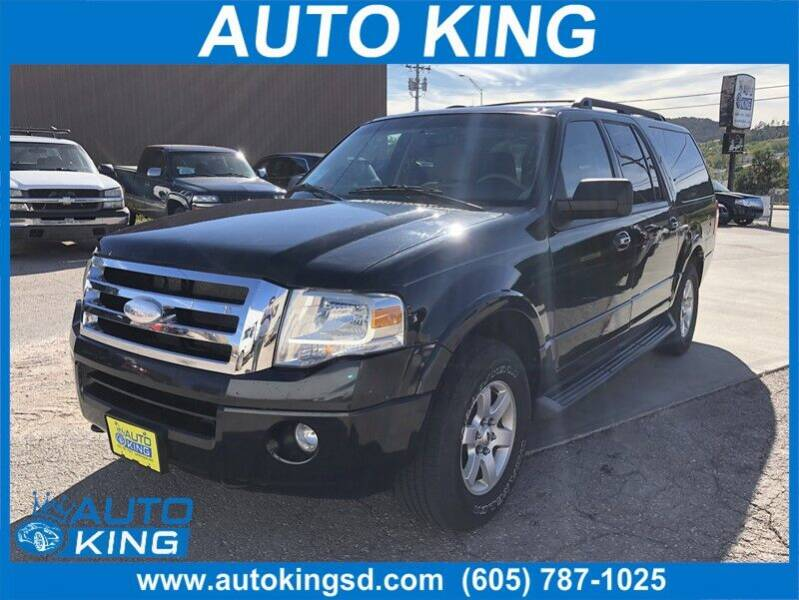 2010 Ford Expedition EL for sale at Auto King in Rapid City SD