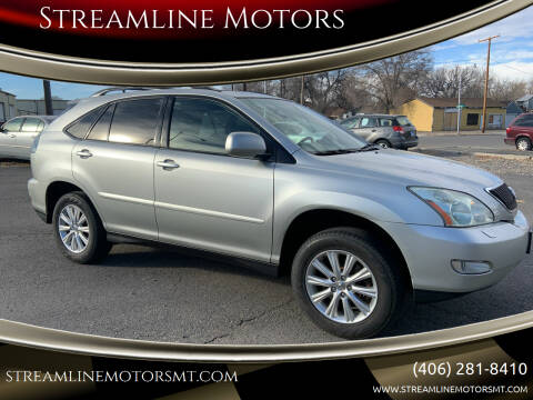 2004 Lexus RX 330 for sale at Streamline Motors in Billings MT