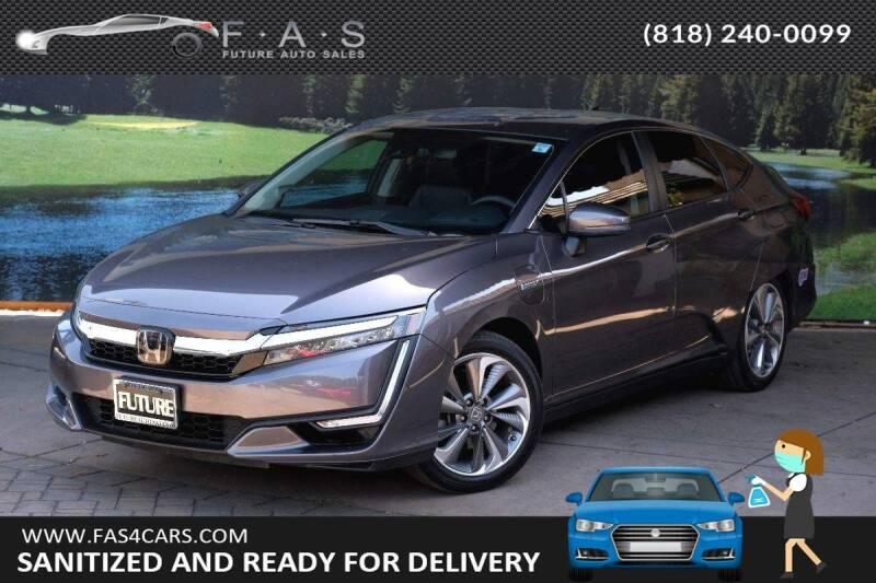 2018 Honda Clarity Plug-In Hybrid for sale at Best Car Buy in Glendale CA