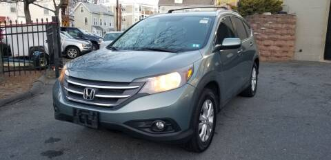 2012 Honda CR-V for sale at Motor City in Roxbury MA