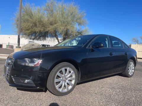 2014 Audi A4 for sale at Tucson Auto Sales in Tucson AZ