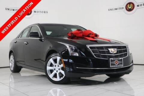 2016 Cadillac ATS for sale at INDY'S UNLIMITED MOTORS - UNLIMITED MOTORS in Westfield IN