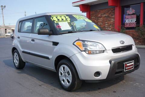 2010 Kia Soul for sale at Premium Motors in Louisville KY