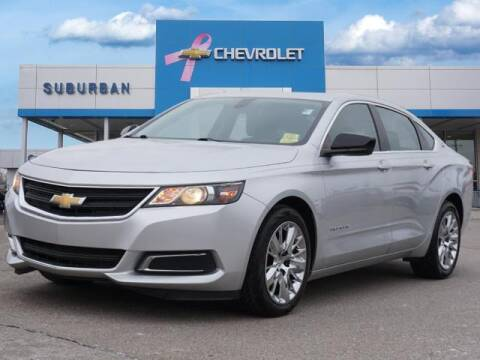 2014 Chevrolet Impala for sale at Suburban Chevrolet of Ann Arbor in Ann Arbor MI