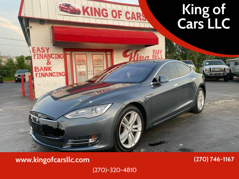 2013 Tesla Model S for sale at King of Cars LLC in Bowling Green KY