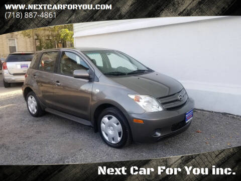 2005 Scion xA for sale at Next Car For You inc. in Brooklyn NY