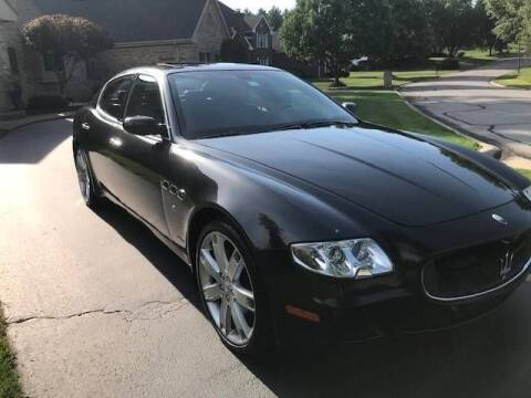2007 Maserati Quattroporte for sale at Classic Car Deals in Cadillac MI
