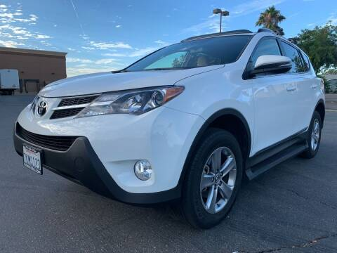 2015 Toyota RAV4 for sale at 707 Motors in Fairfield CA
