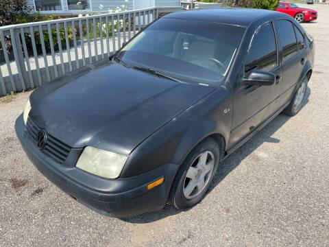 2000 Volkswagen Jetta for sale at Strait-A-Way Auto Sales LLC in Gaylord MI