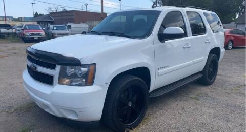 2007 Chevrolet Tahoe for sale at Martinez Cars, Inc. in Lakewood CO