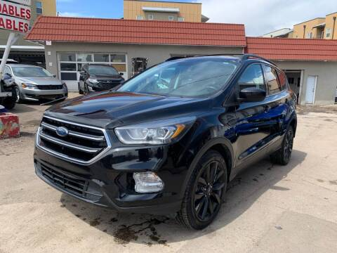 2017 Ford Escape for sale at STS Automotive - No-Show in Denver CO