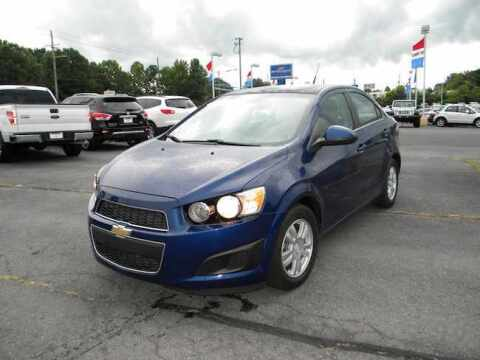 2013 Chevrolet Sonic for sale at Paniagua Auto Mall in Dalton GA