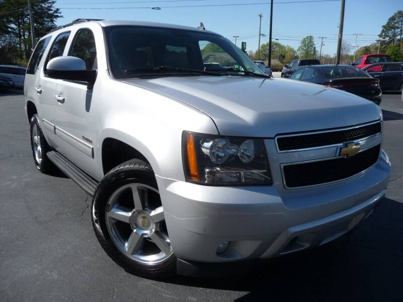 2014 Chevrolet Tahoe for sale at Wade Hampton Auto Mart in Greer SC