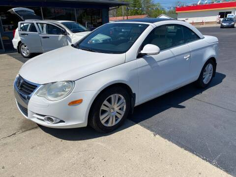 2008 Volkswagen Eos for sale at Wise Investments Auto Sales in Sellersburg IN