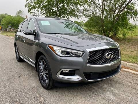 2016 Infiniti QX60 for sale at Texas Auto Trade Center in San Antonio TX