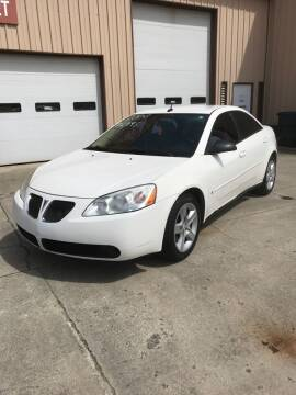 2008 Pontiac G6 for sale at Walker Motors in Muncie IN
