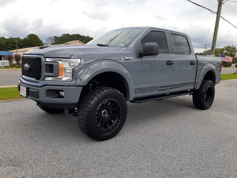 2019 Ford F-150 for sale at USA 1 Autos in Smithfield VA