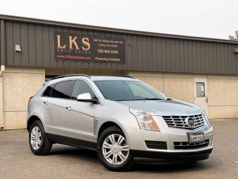 2015 Cadillac SRX for sale at LKS Auto Sales in Fresno CA