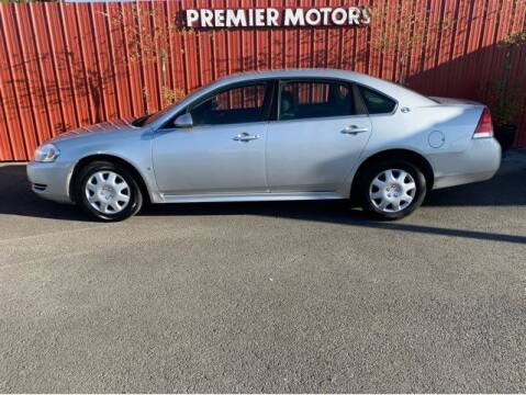 2009 Chevrolet Impala for sale at PremierMotors INC. in Milton Freewater OR