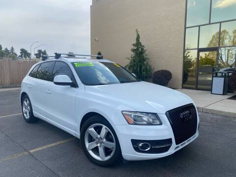 2012 Audi Q5 for sale at TDI AUTO SALES in Boise ID