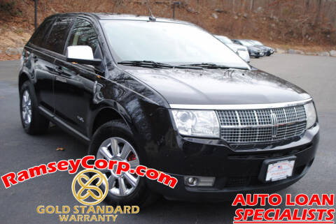 2008 Lincoln MKX for sale at Ramsey Corp. in West Milford NJ
