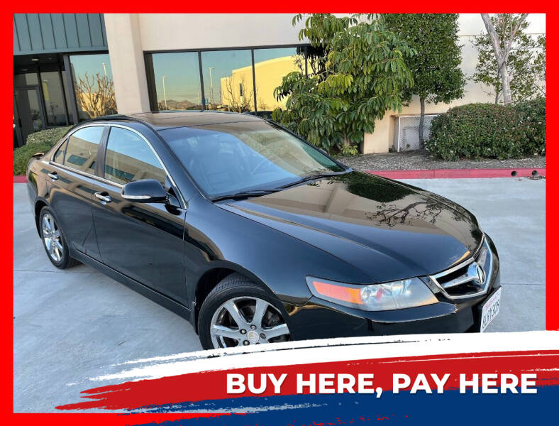 2006 Acura TSX for sale at Cruise Autos in Corona CA
