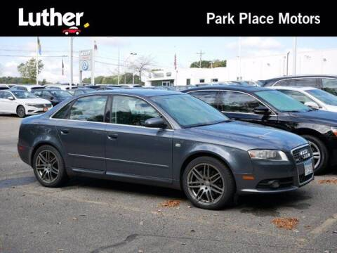 2008 Audi A4 for sale at Park Place Motor Cars in Rochester MN